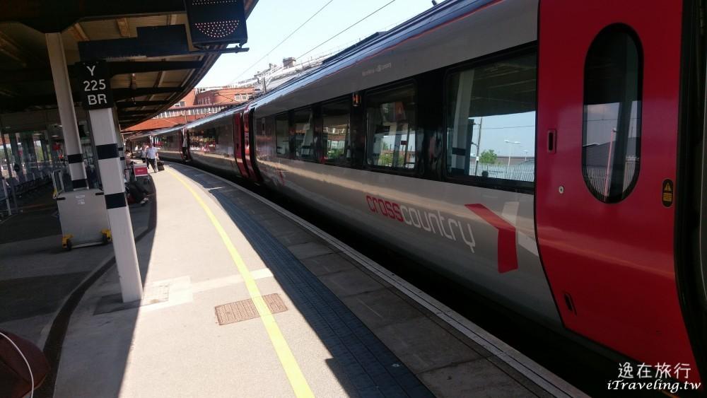 CrossCountry, 英國火車, 約克車站, York