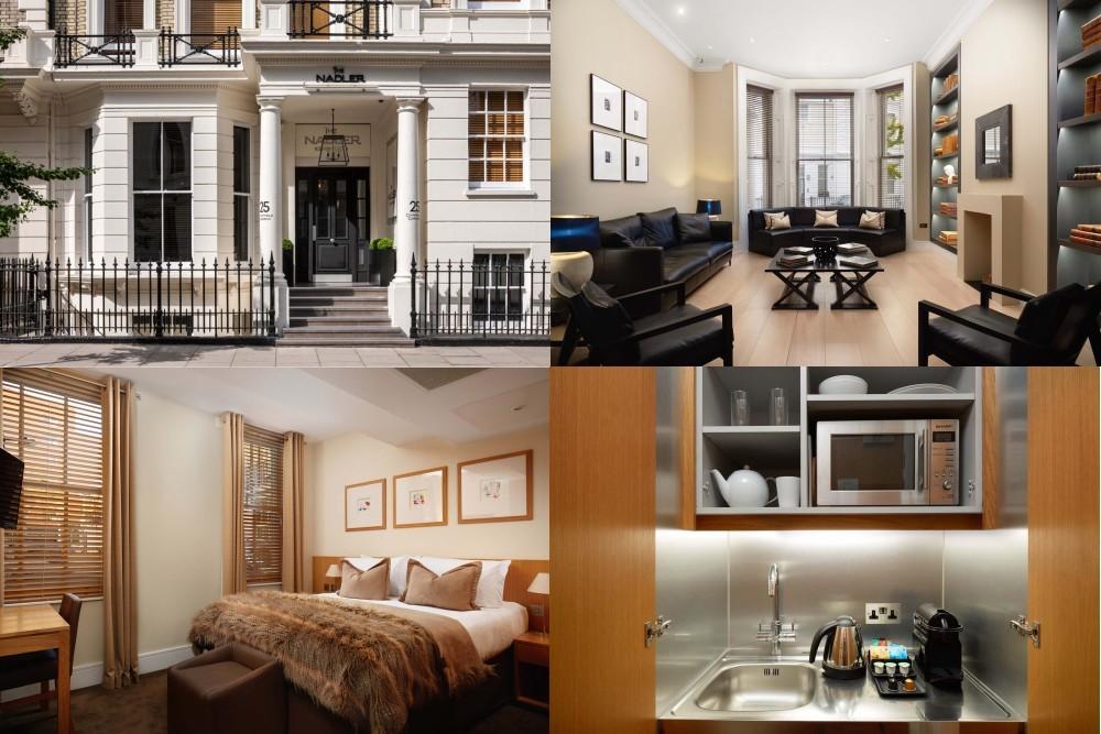The Nadler Kensington, 倫敦飯店, 倫敦旅館, 倫敦住宿, Earl's Court