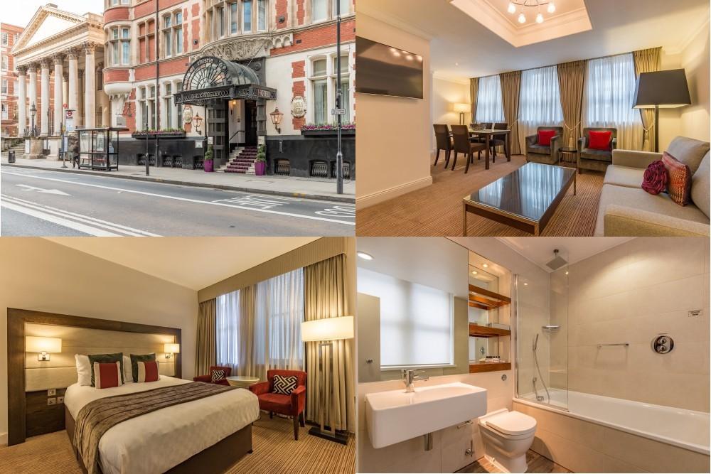 Thistle Holborn, The Kingsley, 倫敦飯店, 倫敦旅館, 倫敦住宿, Holborn