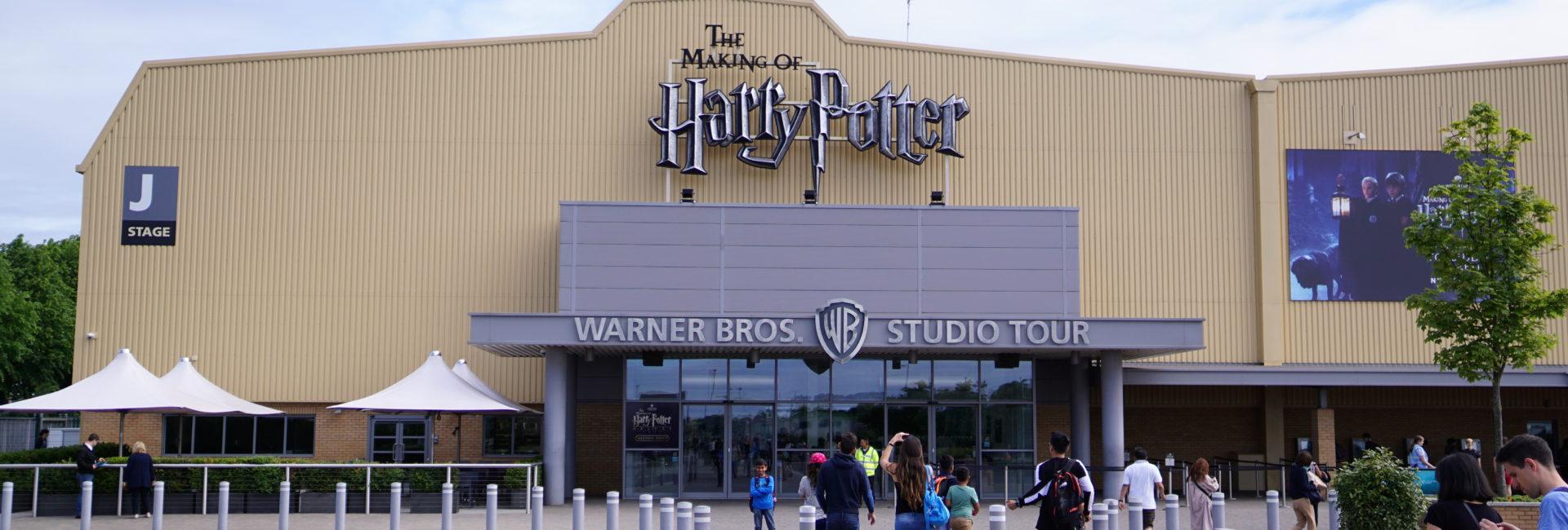 英國 倫敦景點 哈利波特影城 WB Studio Tour 片場參觀 交通攻略